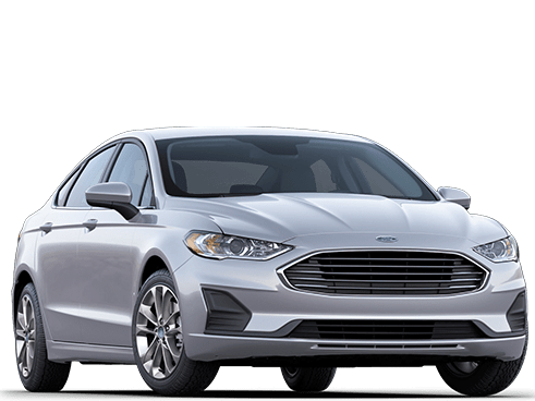 New Ford Fusion Hybrid in Tampa
