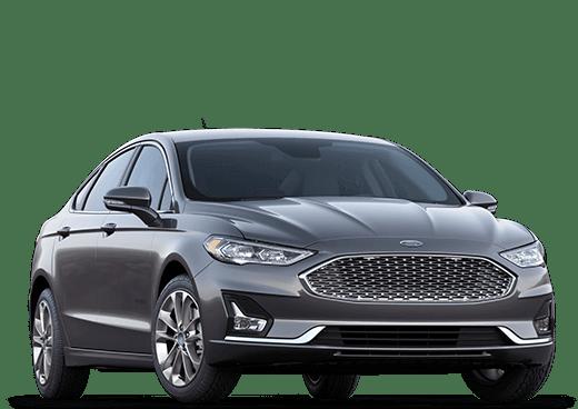 New Ford Fusion Plug-In Hybrid near Calgary