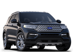 New Ford Explorer Limited at Essex