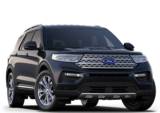 New Ford Explorer Limited near Essex