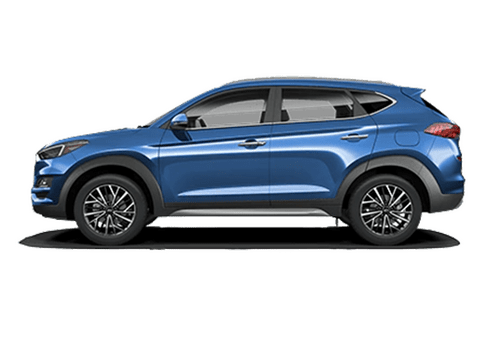 New Hyundai Tucson in Melbourne