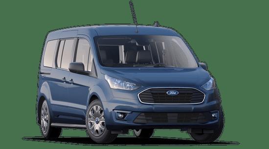 Transit Connect XLT Extended Cab Passenger Wagon