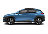 New Hyundai Kona at High Point