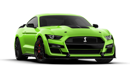 Mustang Shelby® Shelby GT500®