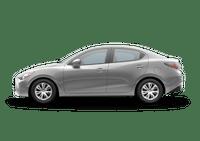 New Toyota Yaris Sedan at Seaford