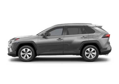 New Toyota RAV4 in