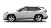 New Toyota RAV4 Hybrid at Vacaville