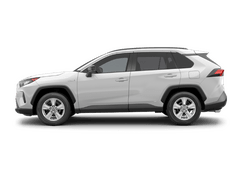 New Toyota RAV4 Hybrid at Green Bay