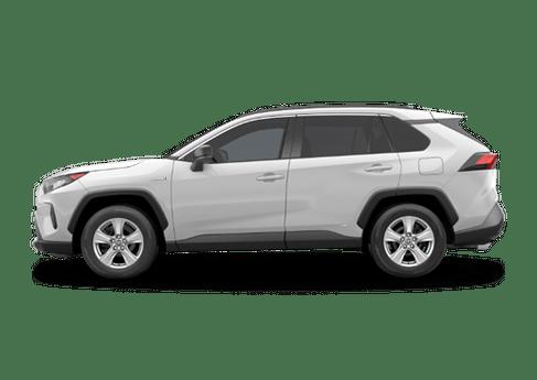 New Toyota RAV4 Hybrid in St. Cloud