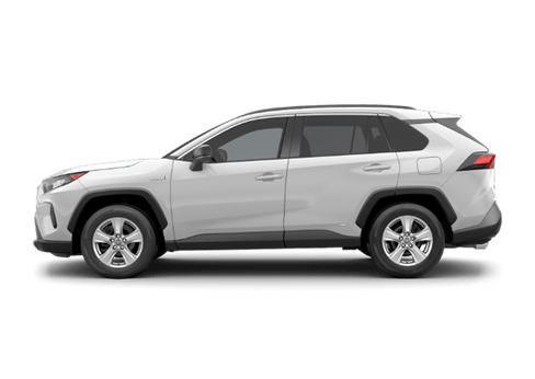 New Toyota RAV4 Hybrid in Harlingen