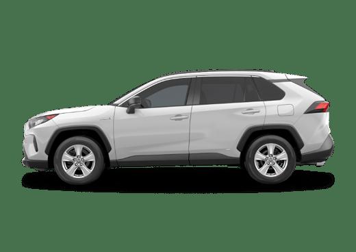 New Toyota RAV4 Hybrid near Birmingham