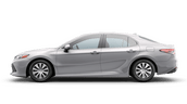New Toyota Camry Hybrid at Vacaville