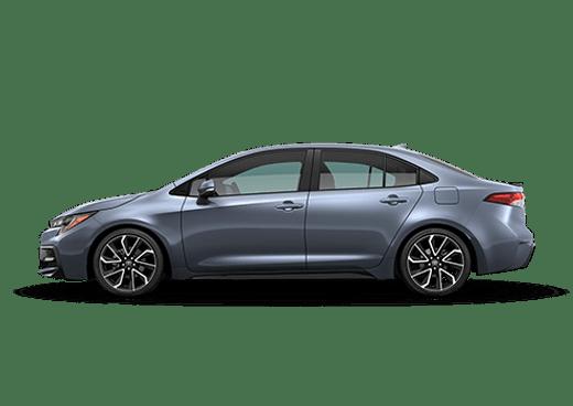 New Toyota Corolla near Fallon