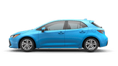 New Toyota Corolla Hatchback at Vacaville