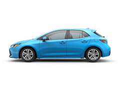New Toyota Corolla Hatchback at Green Bay