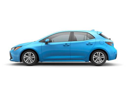 New Toyota Corolla Hatchback near Salisbury