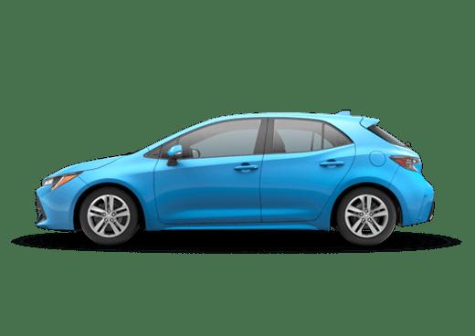 New Toyota Corolla Hatchback near Decatur