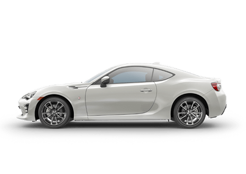 New Toyota 86 in