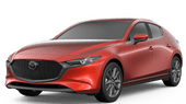 New Mazda Mazda3 Hatchback at Corona