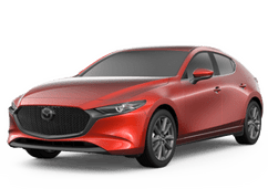 New Mazda Mazda3 Hatchback at Sheboygan
