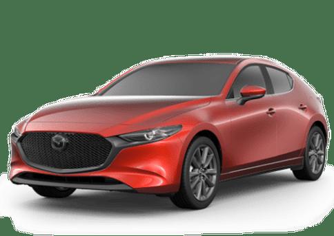 New Mazda Mazda3 Hatchback in Odessa