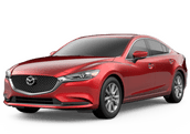 New Mazda Mazda6 at Midland