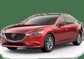 New Mazda Mazda6 at Midland