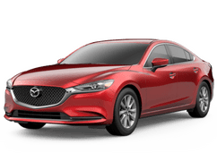 New Mazda Mazda6 at Carlsbad