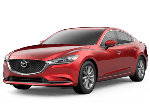 New Mazda Mazda6 at Memphis