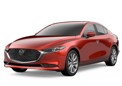Mazda3 Sedan FWD w/Preferred Pkg