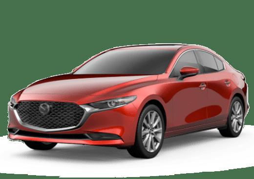 Mazda3 Sedan FWD w/Premium Pkg