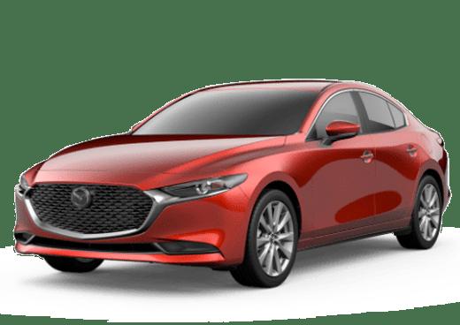 Mazda3 Sedan FWD w/Select Pkg