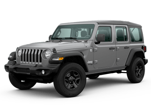 New Jeep Wrangler Unlimited in Pampa
