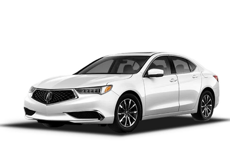 New Acura TLX at Bedford