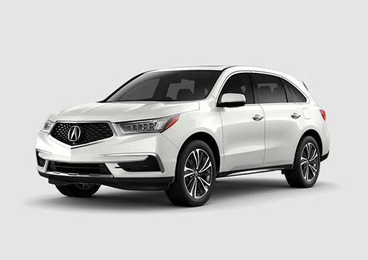 MDX w/Technology/Entertainment Pkg