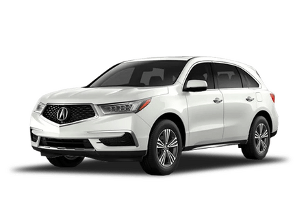 New Acura MDX at Bedford