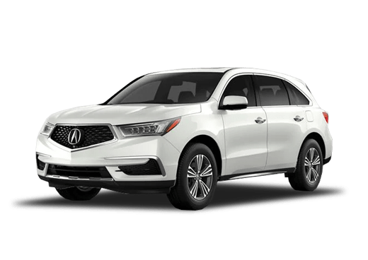 New Acura MDX near Salt Lake City