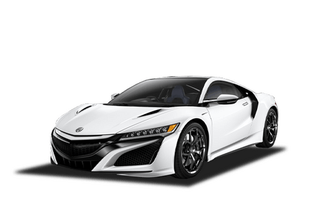 New Acura NSX at Bedford
