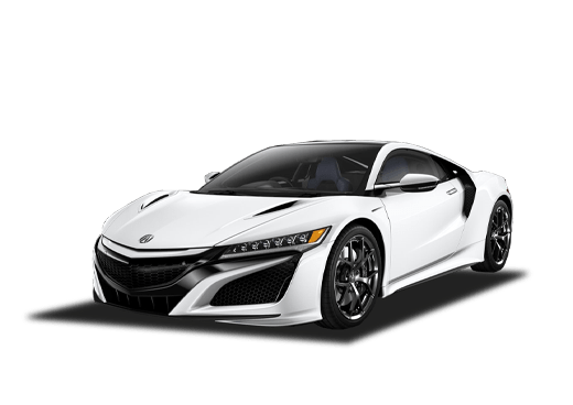 New Acura NSX near Salt Lake City