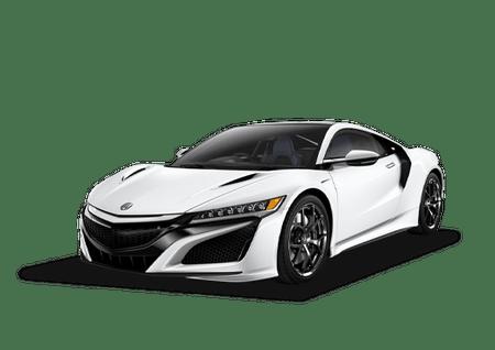 New Acura NSX Sport Hybrid at Bedford