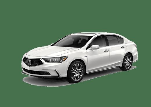New Acura RLX Sport Hybrid Augusta, GA