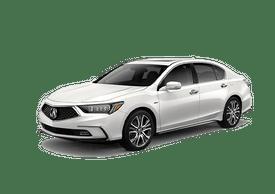New Acura RLX Sport Hybrid in Augusta