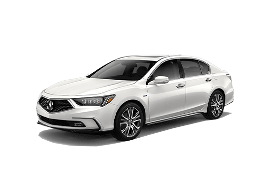 New Acura RLX Sport Hybrid near Salt Lake City