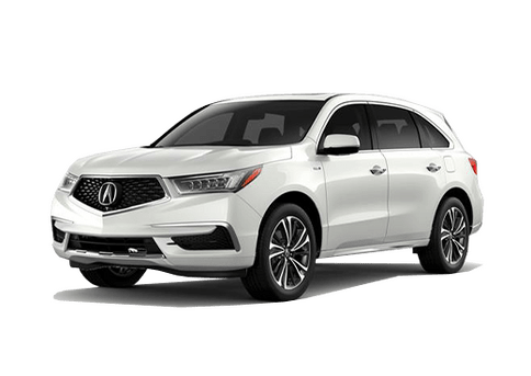 New Acura MDX Sport Hybrid in Highland Park