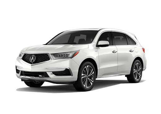 New Acura MDX Sport Hybrid near Woodbridge