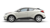 New Toyota C-HR at Vacaville