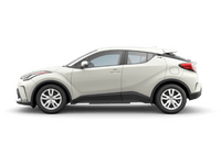 New Toyota C-HR at Fallon