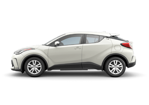 New Toyota C-HR in