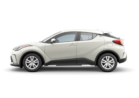 New Toyota C-HR in Harlingen