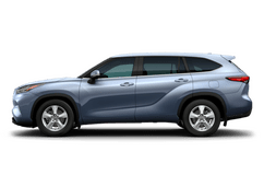 New Toyota Highlander at Birmingham